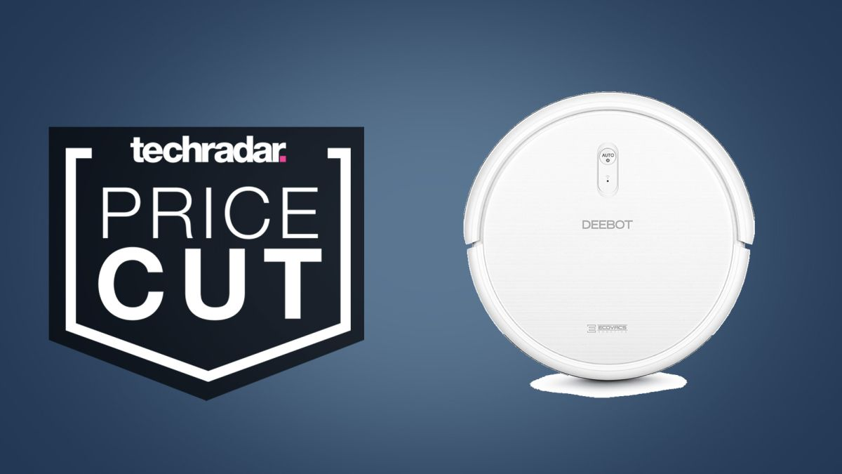 This week's eBay Tuesday deals include an insanely priced Ecovacs robovac