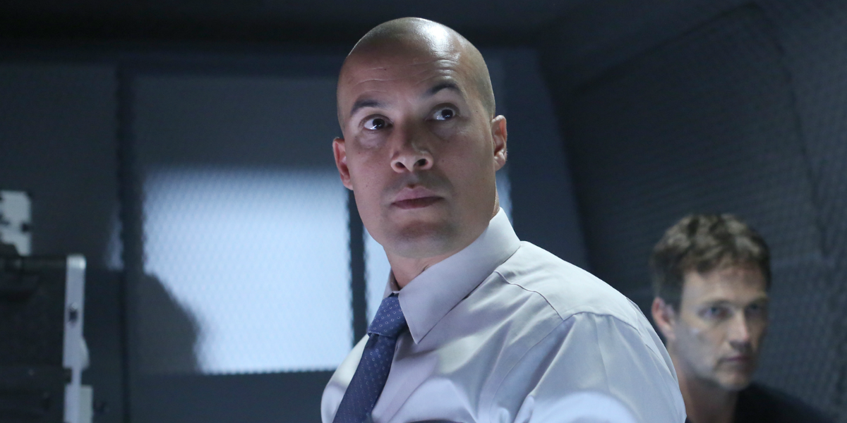 The Gifted Coby Bell Jace Turner FOX