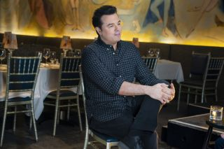 Seth MacFarlane on Sunday Today With Willie Geist