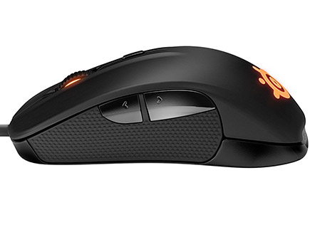 4438a0549fc The SteelSeries Rival gaming mouse is comfortable to use and comes with  attractive software, but the device doesn't really stand out.
