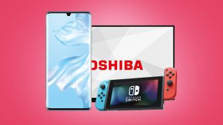Free Nintendo Switch and 4K TV