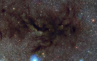 The mouthpiece of the Pipe Nebula