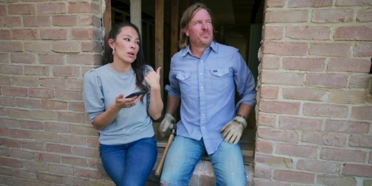 Joanna and Chip on Fixer Upper: Welcome Home
