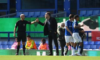 Everton v West Bromwich Albion – Premier League – Goodison Park