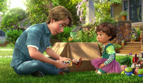 andy and bonnie toy story 3