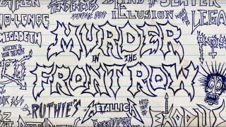 The San Francisco Bay Area thrash scene will be celebrated in the new documentary Murder In The Front Row - out in April