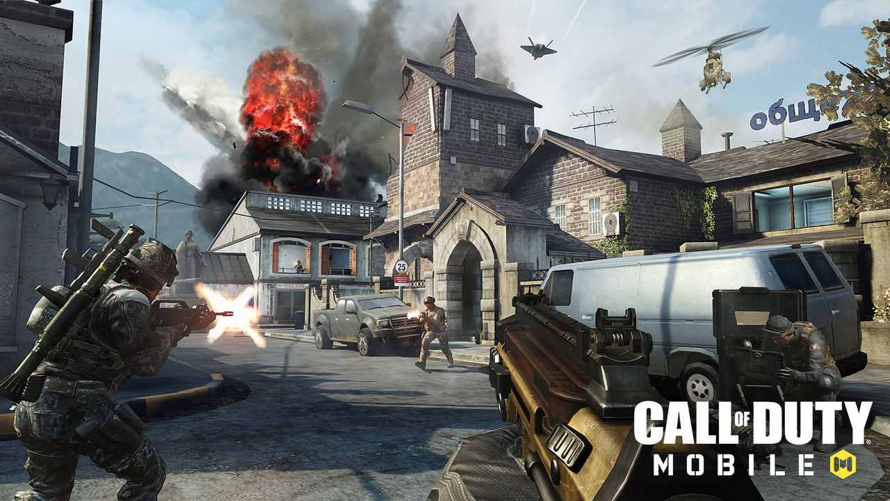 The Call of Duty Mobile beta has begun: Here's how to sign up and