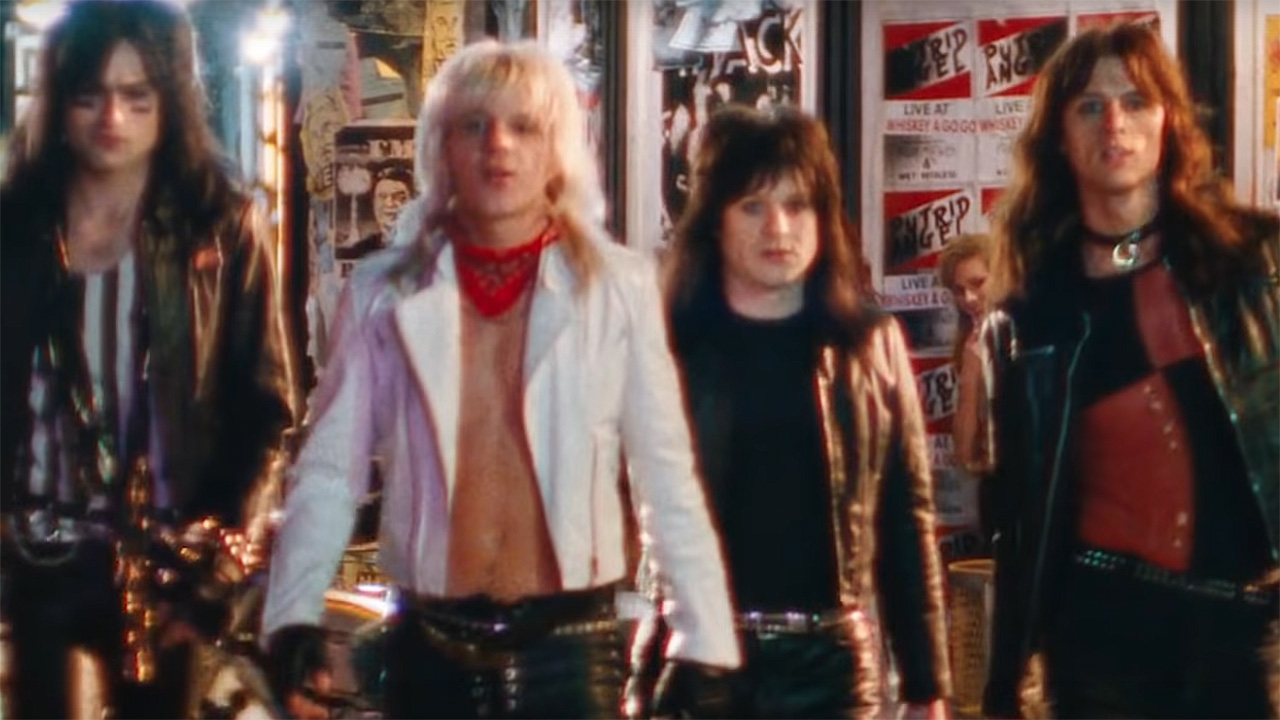 Motley Crue's The Dirt gets its first trailer