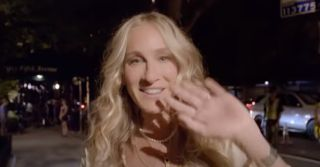 Sarah Jessica Parker teasing 'And Just Like That...'