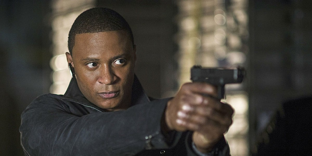 The Arrow Series Finale Won't Be The Last Time We See Diggle - CINEMABLEND
