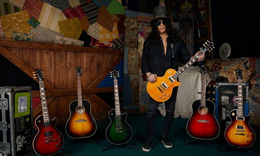 NAMM 2020: Gibson announces new Slash Les Pauls and J-45 acoustic signatures