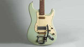 Ry Cooder's Coodercaster is up for sale