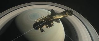 Cassini 'Grand Finale' Saturn Dive