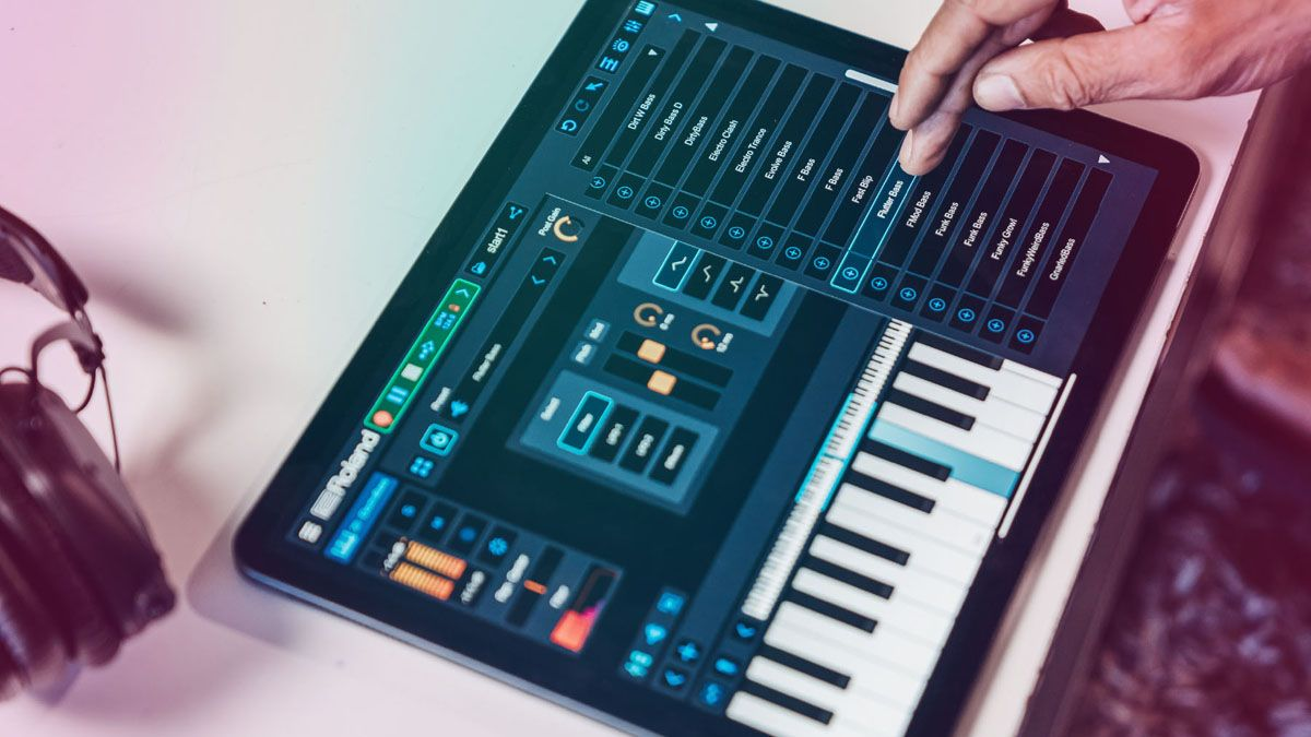Unlock Roland's Zenbeats music-making app for free on iOS and Android