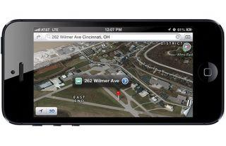 Wrong-Way Award: Apple Maps