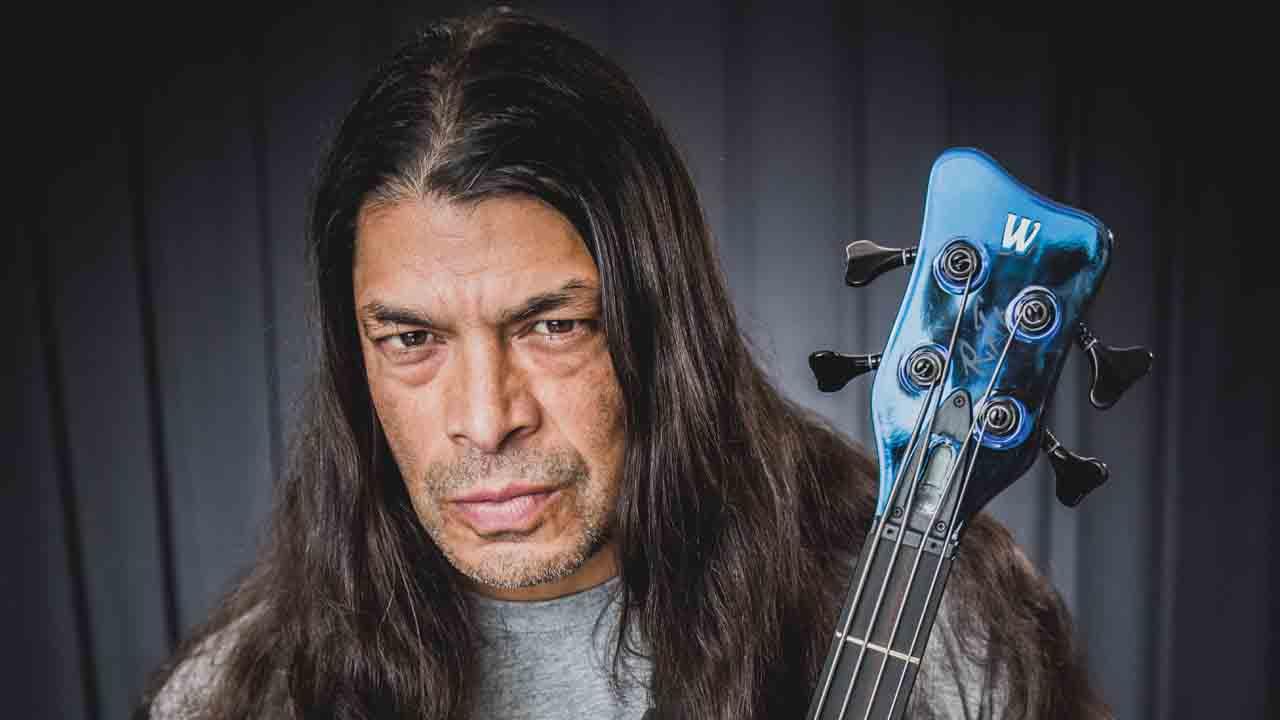 Metalliica's Rob Trujillo: My Life Story   Louder