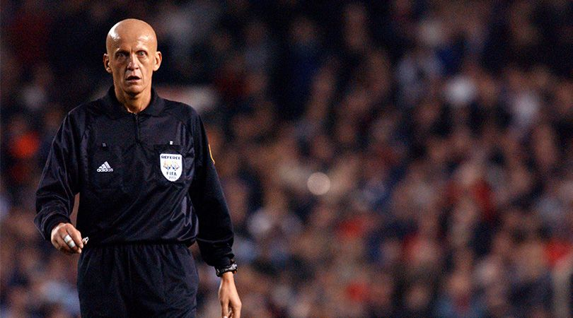 The best referee ever? Why I love... Pierluigi Collina | FourFourTwo