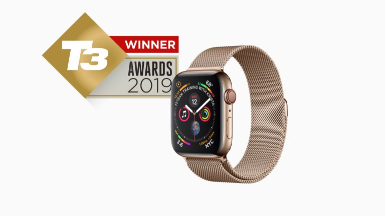 T3 Awards 2019: Apple Watch Series 4 is crowned the top smartwatch of 2019