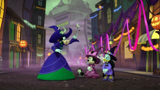 Mickey's Tale of Two Witches on Disney Junior
