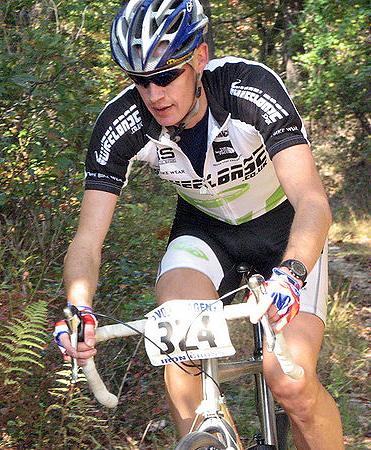 Rob Jebb Iron Cross