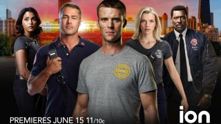 Chicago Fire Ion