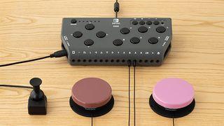 Hori Flex controller akin to the Xbox Adaptive Controller