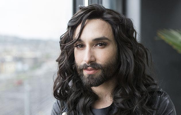 Eurovision legend Conchita: 'I love Halloween and carnival time when there are so many Conchita lookalikes!'