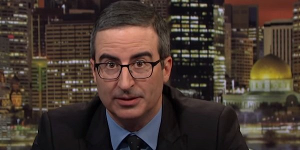 Amazon Exec Calls HBO's John Oliver Out For 'Insulting' Last Week Tonight Segment