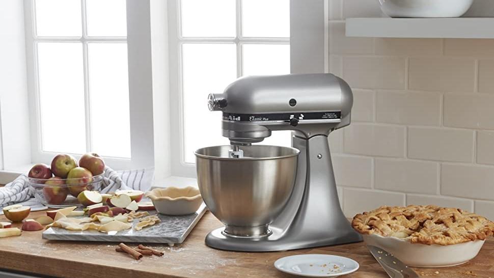 Kitchenaid Classic Plus Stand Mixer Review Top Ten Reviews