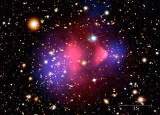 Galaxy Cluster 1E 0657-56