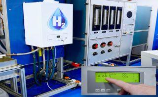 Baxi's hydrogen boiler