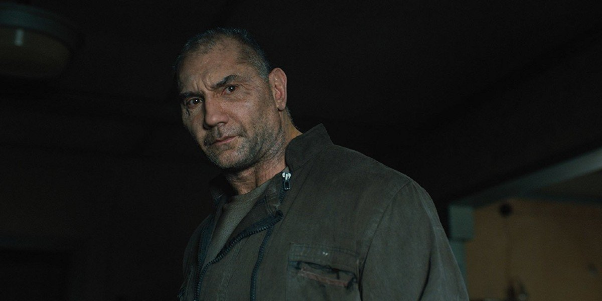 Dave Bautista - Blade Runner 2049