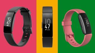 Fitbit Inspire. Fitbit Inspire HR, Fitbit Inspire 2
