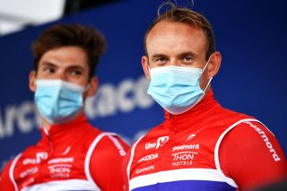Alexander Kristoff is racing with the Norwegian national team at Arctic Race of Norway