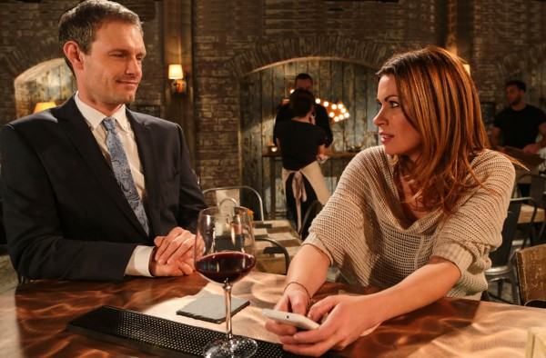 Carla Connor and Nick Tilsley have become closer (ITV)