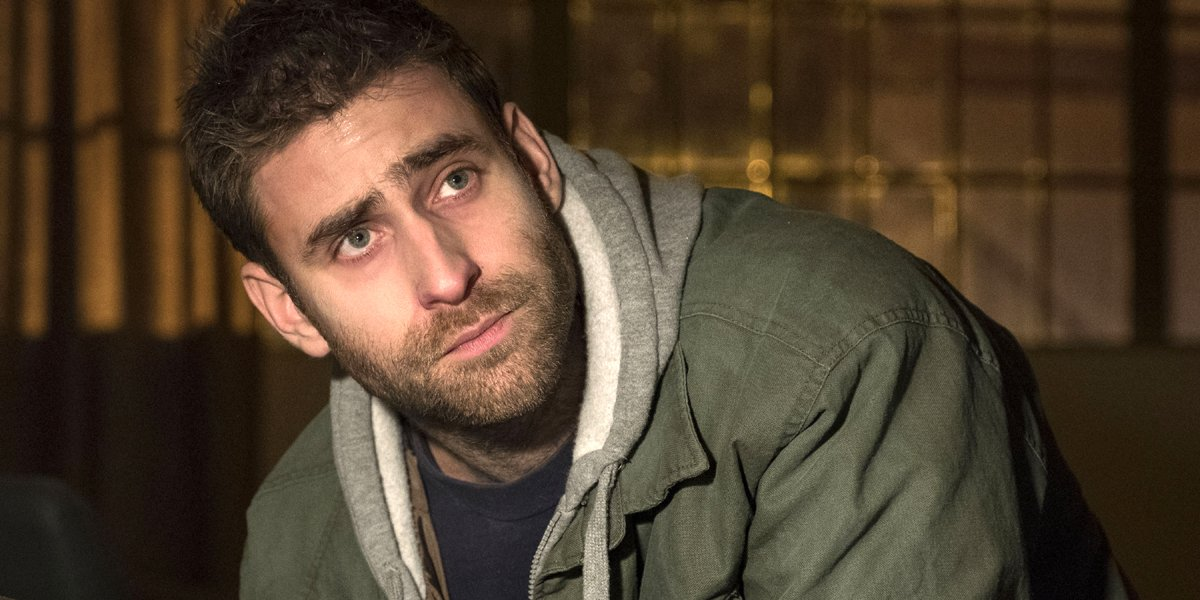 Oliver Jackson-Cohen  in The Haunting of Hill House Netflix