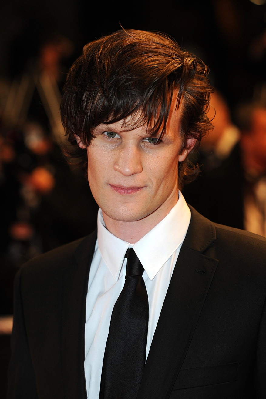 Matt Smith 'inspired'  by new role as writer