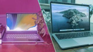 Acer Swift 3 vs. MacBook Pro