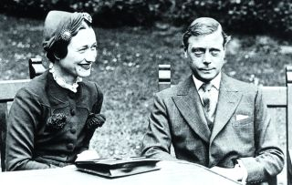 At the height of the abdication crisis in 1936, MI5 secretly bugged King Edward VIII's phone to keep tabs on his phone conversations with his American lover, Wallis Simpson.