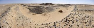 lost cities Libyan desert