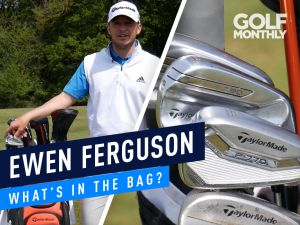 Ewen Ferguson What's in the bag