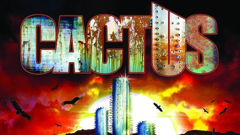Cover art for Cactus - Black Dawn album