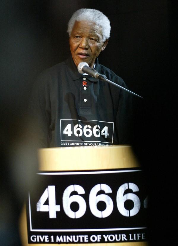Eddie Izzard Nelson Mandela