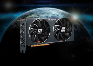 An image for a PowerColor Radeon Fighter graphics card