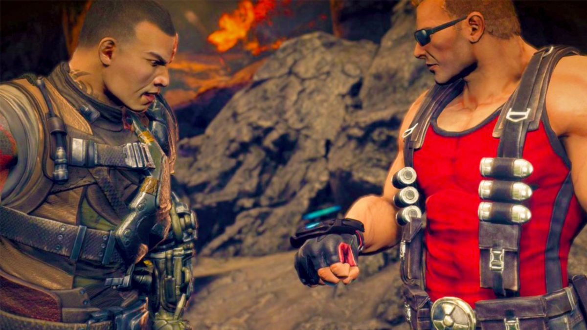 Looks like a new Bulletstorm or Duke Nukem game will be announced at PAX - Which do you want to see?
