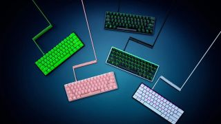 Razer custom keycap set