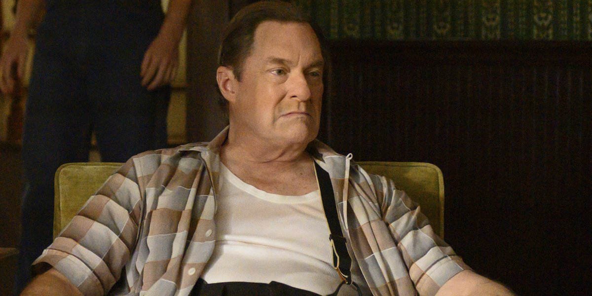 Uncle Frank Stephen Root (Daddy Mac)
