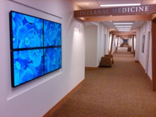 WESTMED Installs Digital Signage at Yonkers Office