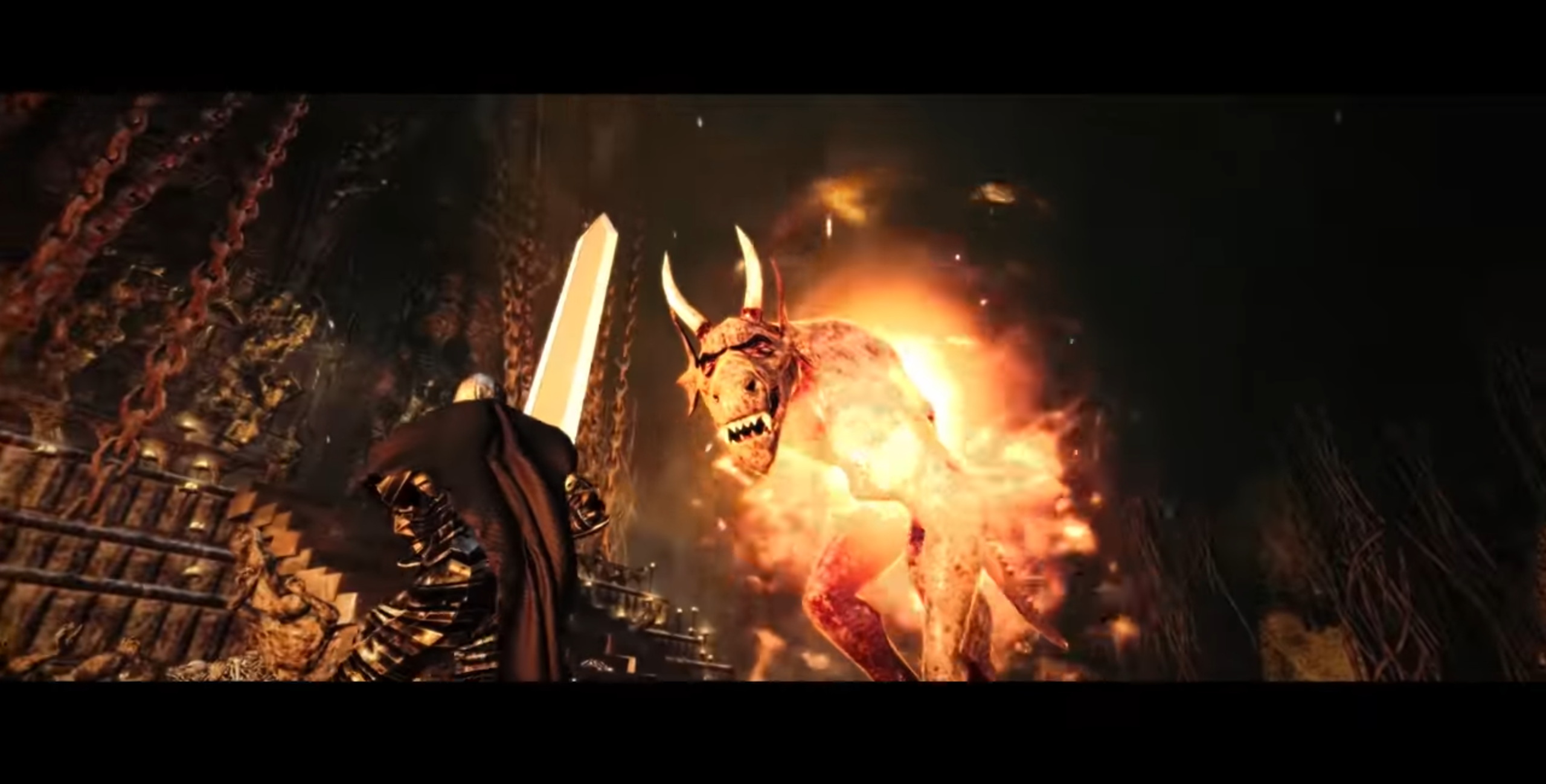 Here's a dope, eldritch trailer for Skyrim expansion mod Apotheosis