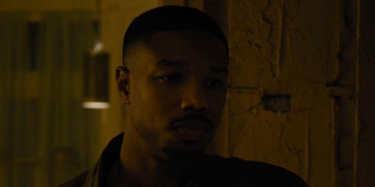 Michael B. Jordan in Fahrenheit 451